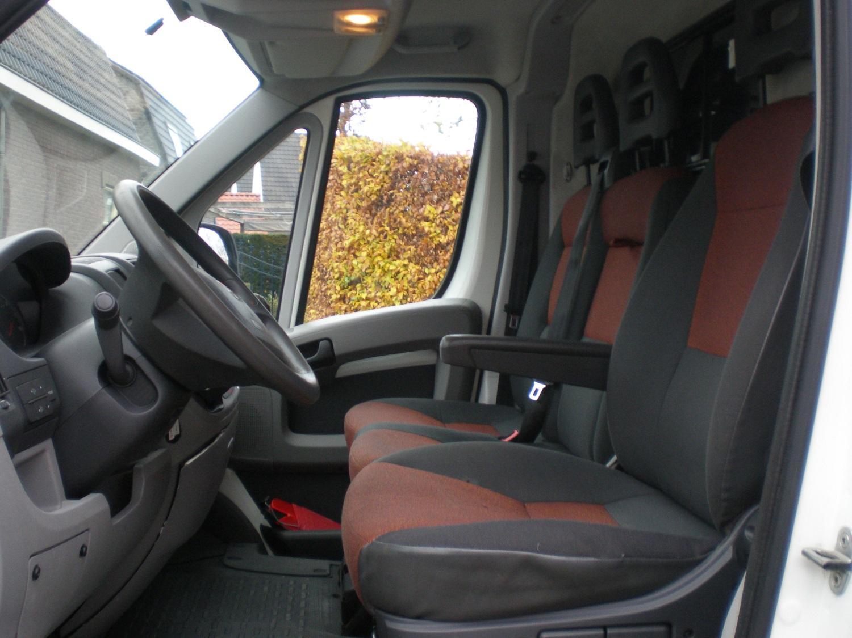 Fiat ducato 30 2.2 Turbo diesel voor stoelen