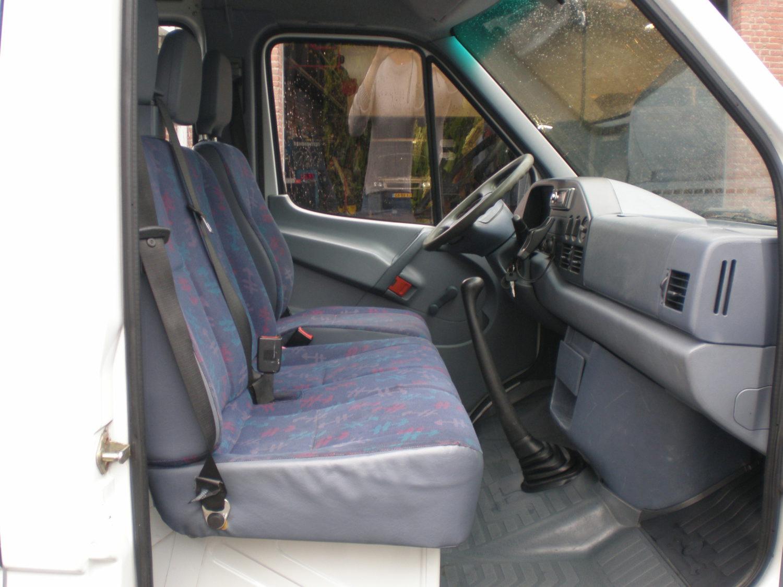 Mercedes-benz Sprinter 210 DC van 1999, ideale auto voor ombouw tot camper