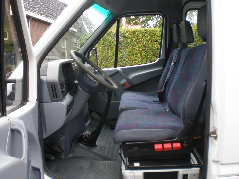Mercedes-benz Sprinter 210 DC van 1999 totaal 6 zitplaatsen