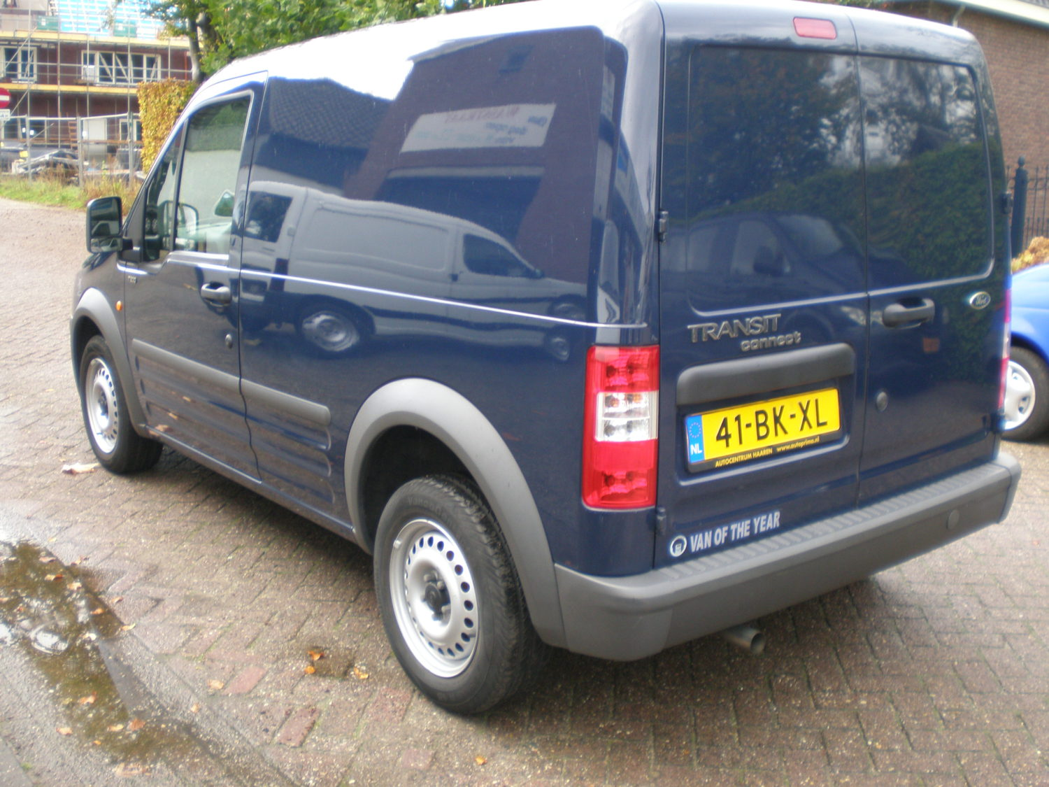 Ford Transit Connect 1.8 op Benzine