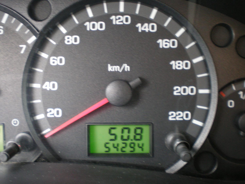 Ford Transit Connect 1.8 op Benzine en lage kilometerstand